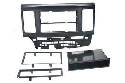 Car Audio ISO/2DIN redukce pro Mitsubishi Lancer 2008- 10466