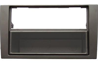 Car Audio ISO redukce pro AUDI A4 2001-2005, DOUBLE DIN - 10331