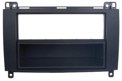 Car Audio ISO redukce pro Mercedes Class A (W169) 2005-, Class B, 2 DIN, Sprinter 06 - 10374