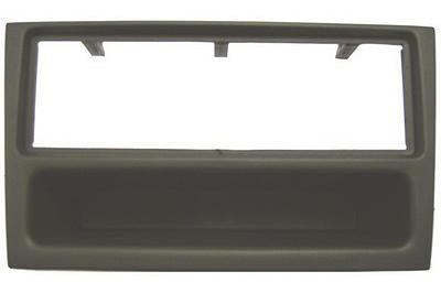 Car Audio ISO redukce pro Opel Vectra C 2005-, Signum 2005- antracit - 10366.3