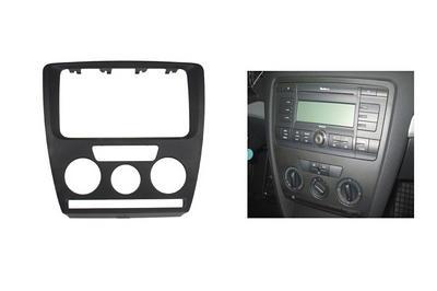 Car Audio ISO redukce pro Škoda Octavia bez Clima k 10.334 - 10346