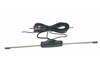 Car Audio MGB anténa vnitřní nalepovací AM-FM 28cm - 61020