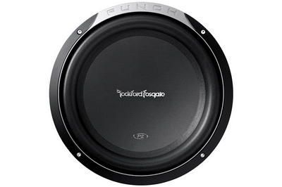 Subwoofery do auta Rockford Fosgate Punch P2D412
