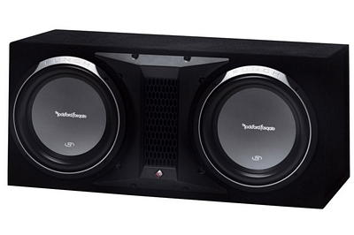 Subwoofery do auta Rockford Fosgate Punch P2L-2X12