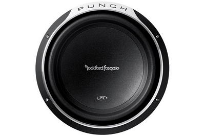 Subwoofery do auta Rockford Fosgate Punch P3D412