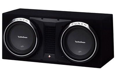 Subwoofery do auta Rockford Fosgate Punch P3L-2X12
