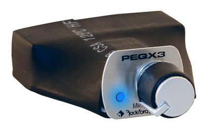 Rockford Fosgate Remote Controller PEQX3
