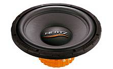 Subwoofery do auta Hertz HX 380 D.4