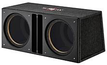 Subwoofery do auta MTX Audio Sledge Hammer SLH15X2U